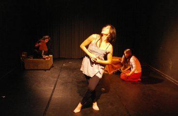 Contraelviento Teatro aus Ecuador schlieszt Theater